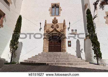 Picture of Palau Marycel, Sitges k6151627.