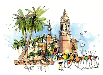 Guide to Sitges Vallepineda.