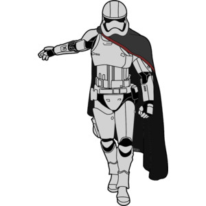Star Wars Sith Lord Clipart.