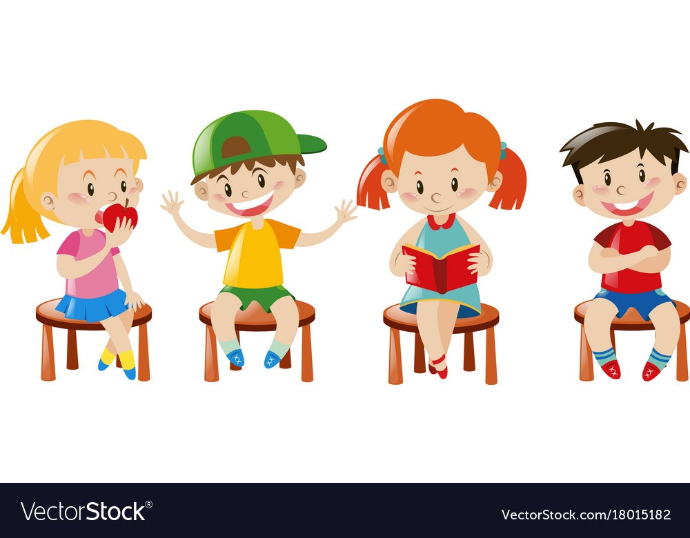Child sitting in chair clipart 1 » Clipart Portal.
