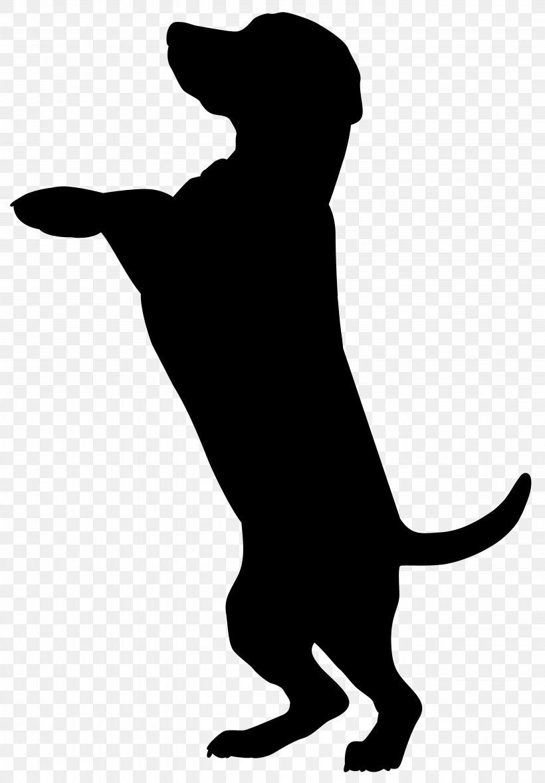 Boxer Dobermann Cat Pet Sitting Silhouette, PNG, 5560x8000px.