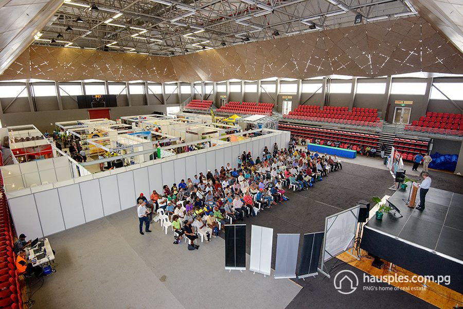 Over 3,000 Attend Papua New Guinea\'s First Real Estate Show.
