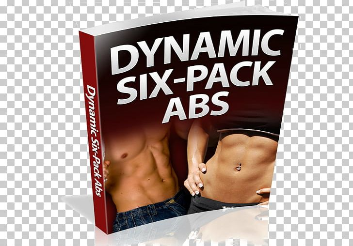 Dynamic Six Pack Abs Rectus Abdominis Muscle Book Exercise.