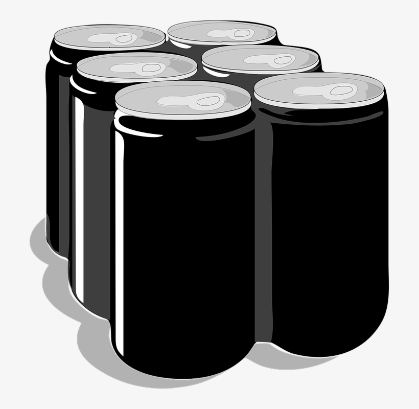 Beer Png Image Soda Can Transparent 2121.