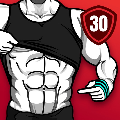 Six Pack in 30 Days.