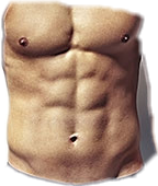 The Newest sixpack Stickers on PicsArt..