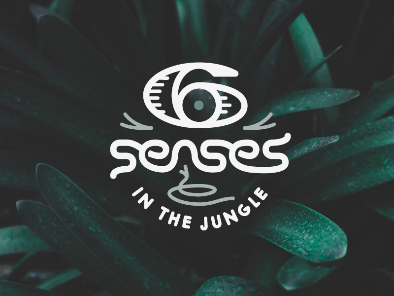 Six Senses in the Jungle by Stijn Van Doorslaer on Dribbble.