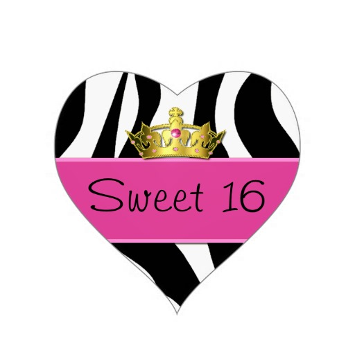 Sweet 16 Clipart & Sweet 16 Clip Art Images.