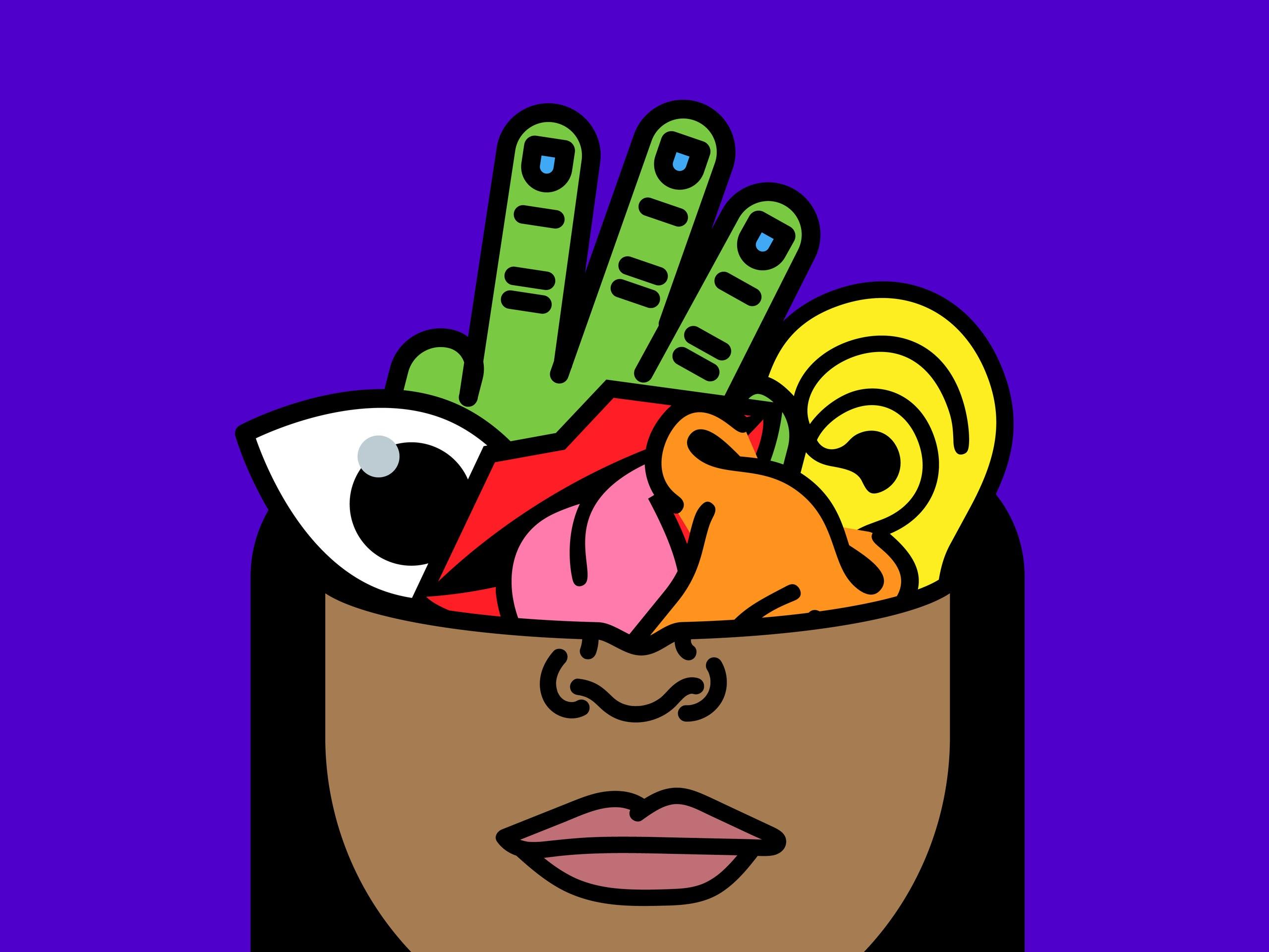 5 senses clipart sixth sense, 5 senses sixth sense.
