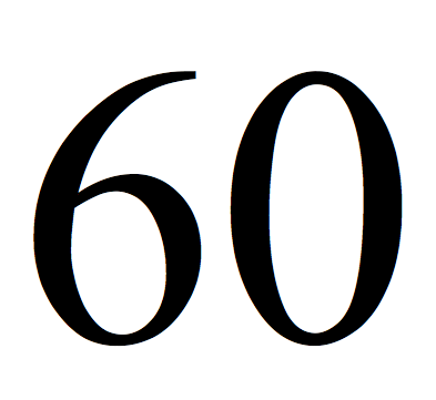 Cliparts Number 60.