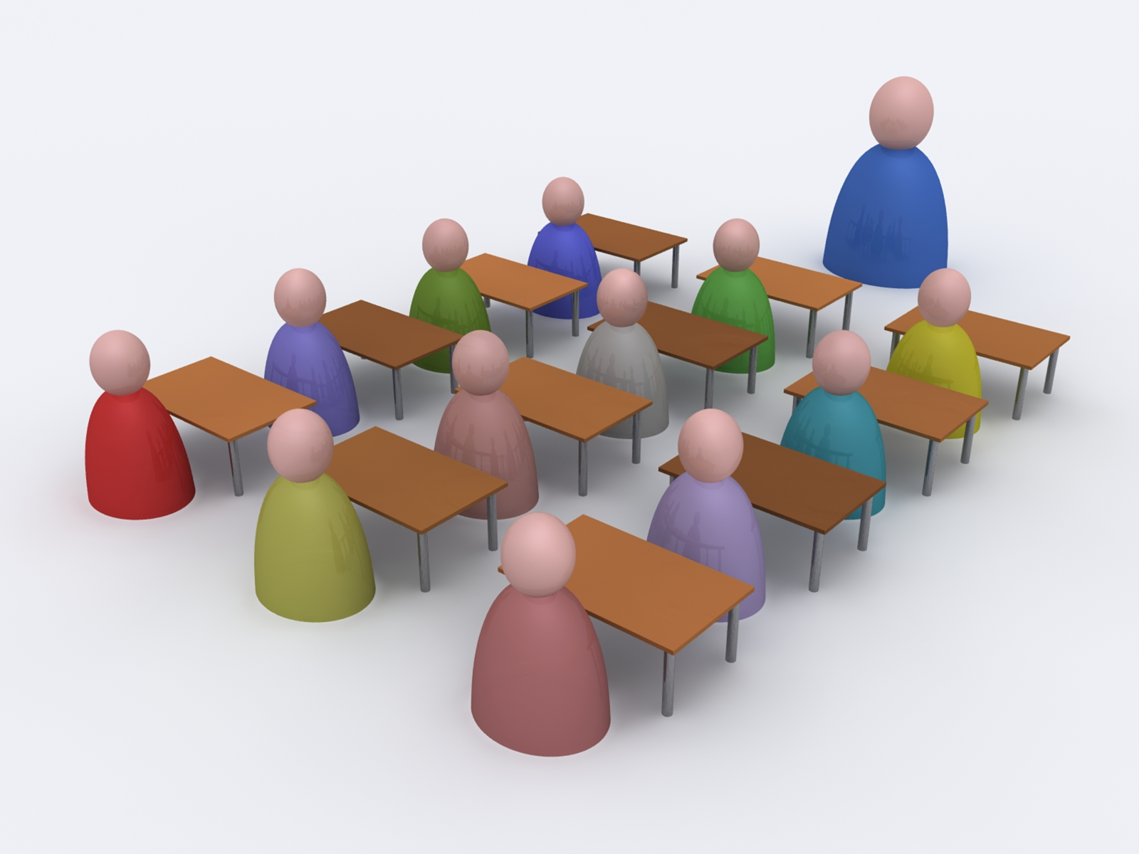 What is the Deal With Class Size? « Classroom as Microcosm.