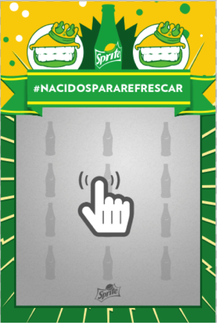Cool Creative From Sprite, Turespana, and Bose.