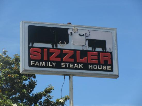 Sizzler, Trancas Street, Napa, Ca.