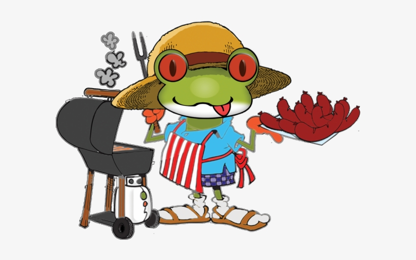 Grill Clipart Sizzle.