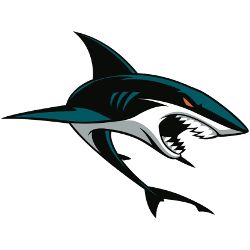 San Jose Sharks Primary Logo.