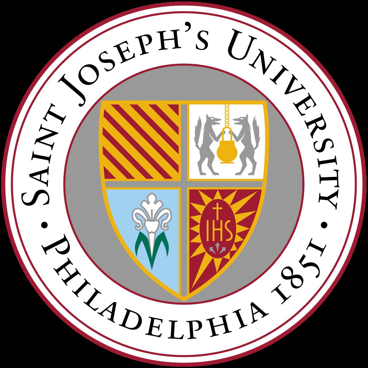 Saint Joseph\'s University.