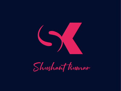 Sk Logo designs, themes, templates and downloadable graphic.