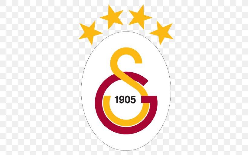 Galatasaray S.K. Dream League Soccer Football Logo Clip Art.