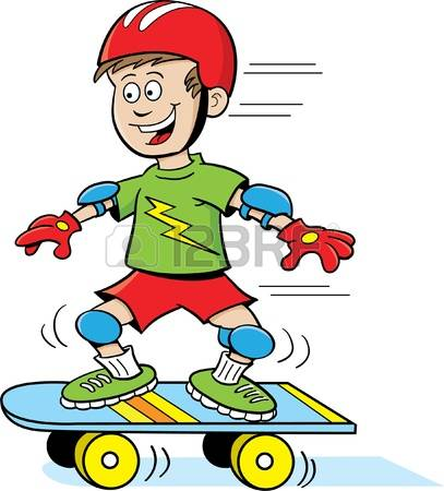 9,186 Skateboard Stock Illustrations, Cliparts And Royalty Free.