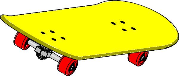Skateboard Clip Art at Clker.com.