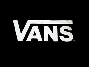Details about VANS SKATE COMPANY CLASSIC WHITE LOGO.