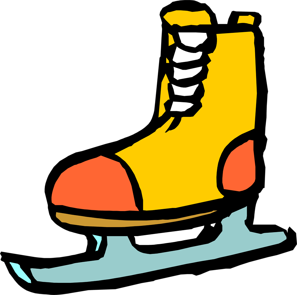 Picture Of Ice Skate.