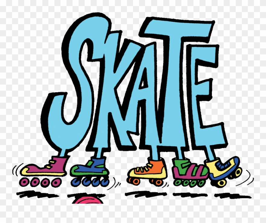 Roller Skating Clip Art Free.