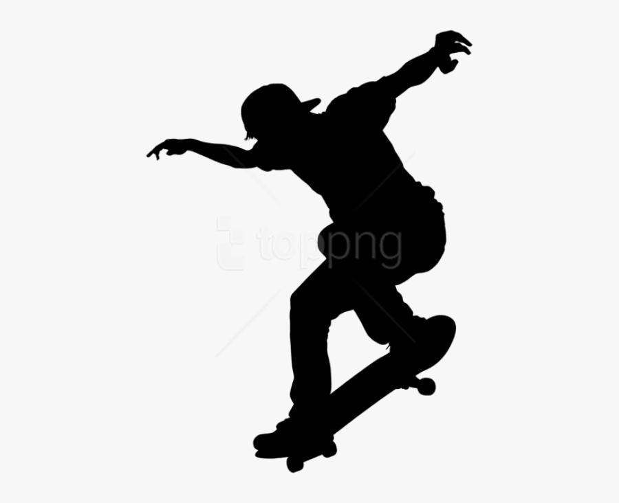 Skateboarder Png.