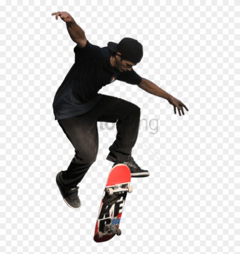 Free Png Download Skateboarder Stunt Png Images Background.