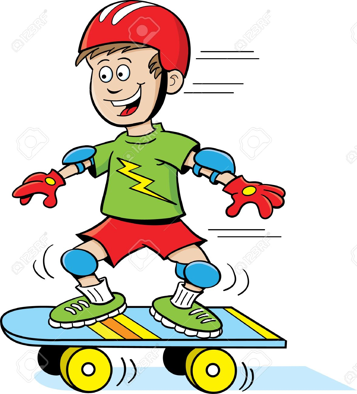 9,645 Skateboard Stock Illustrations, Cliparts And Royalty Free.