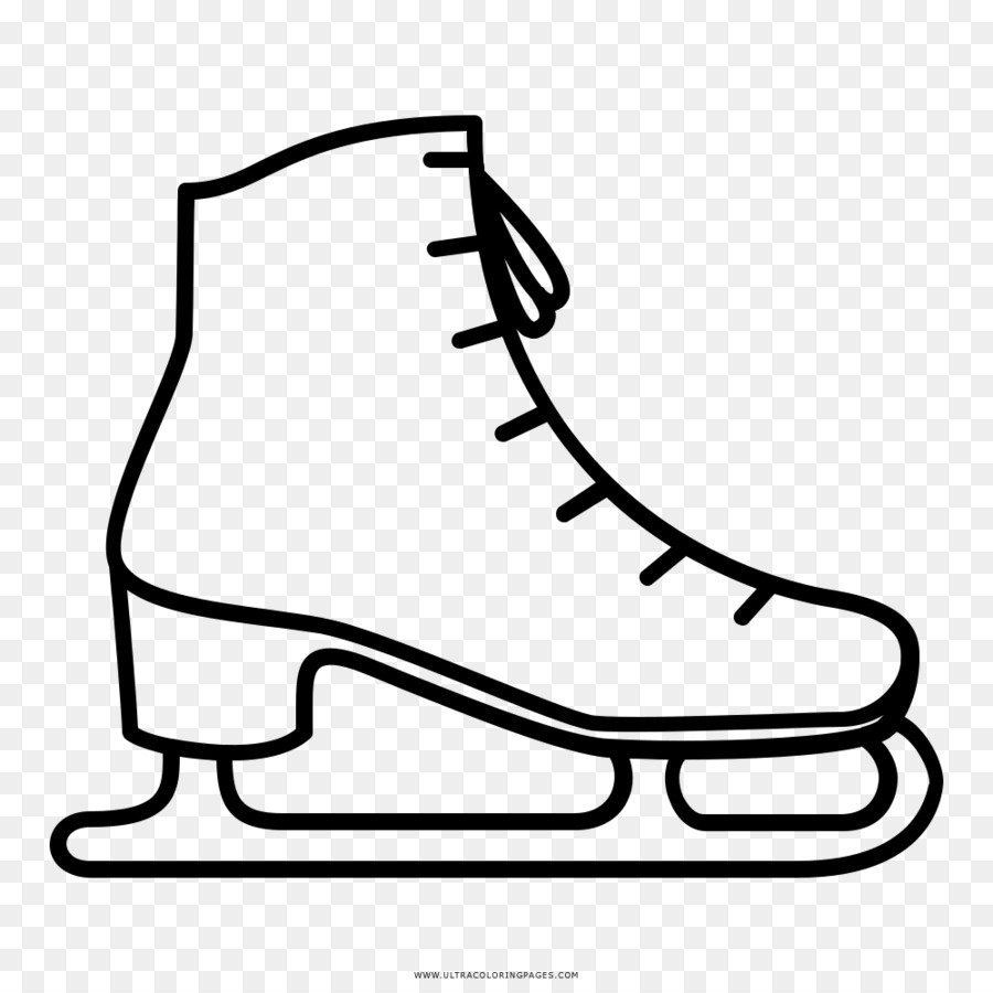 Download Free png Ice Skates Ice skating Patín Isketing Clip.