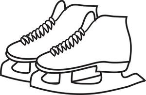 Skate Clip Art Free.