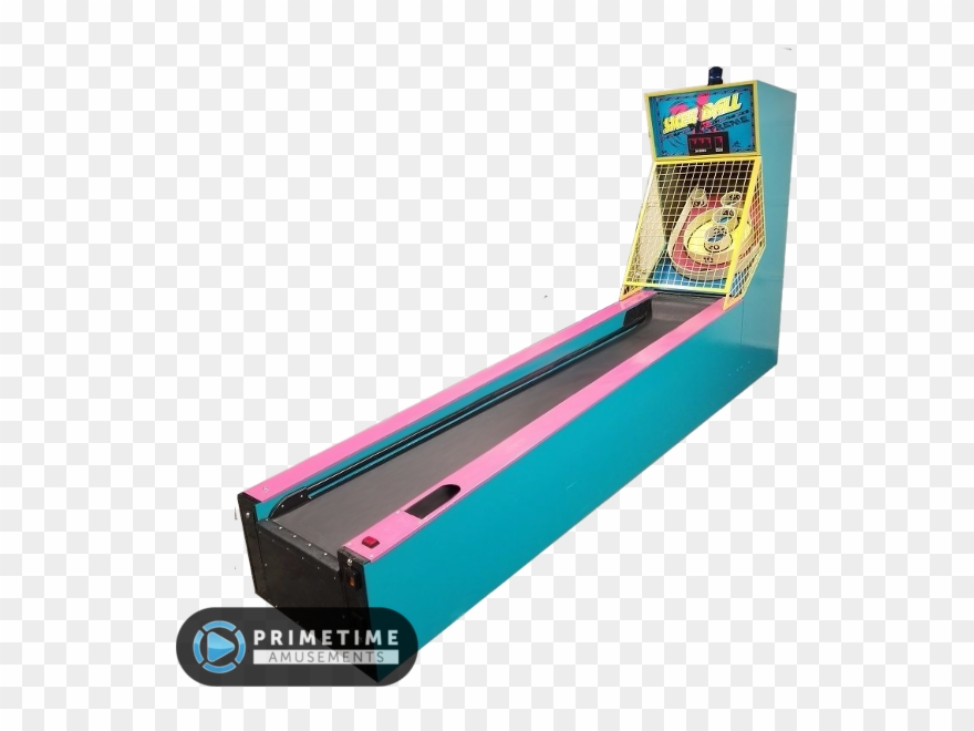 Skee Ball Xtreme Alley Bowler By Skee Ball Amusements.