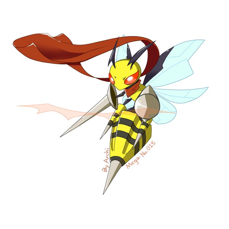 1000+ images about #015 Beedrill on Pinterest.