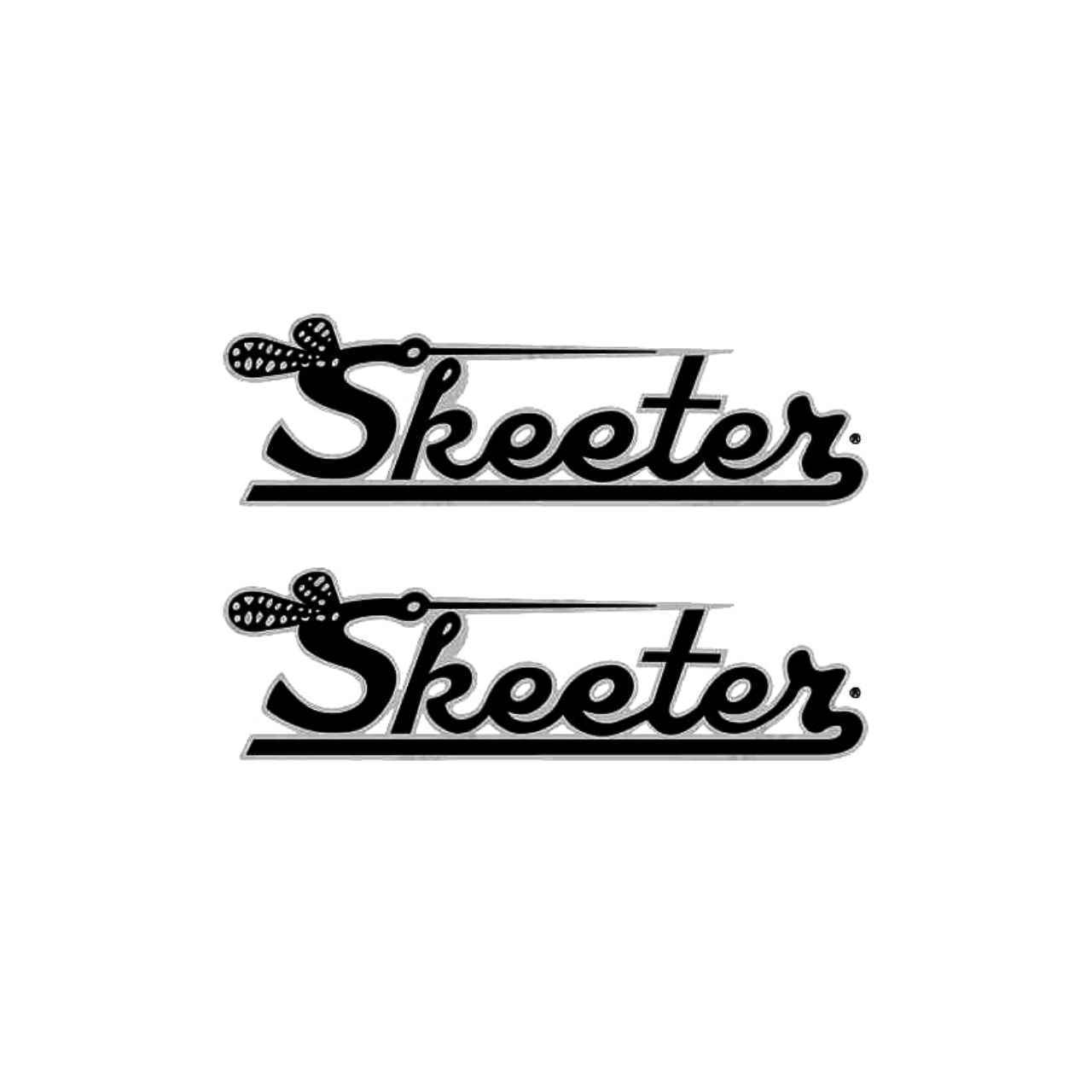 Skeeter Style 2 Boat Kit Decal Sticker.