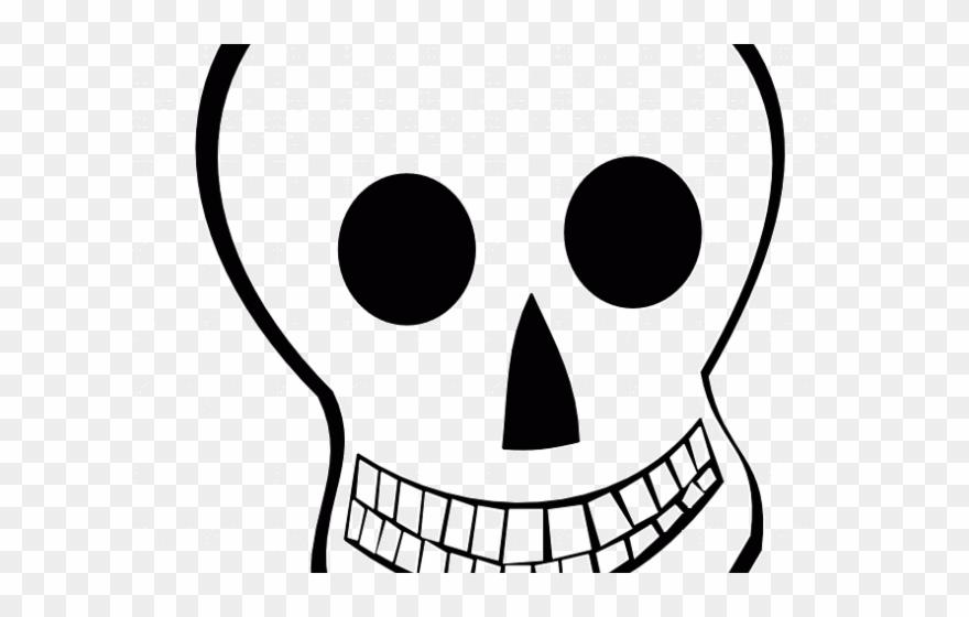 Cartoon Skull Cliparts.
