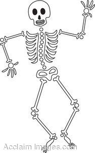 57+ Skeleton Clip Art.