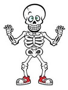 Skeleton Clipart Halloween ., Clip Art Skeleton Free Clipart.