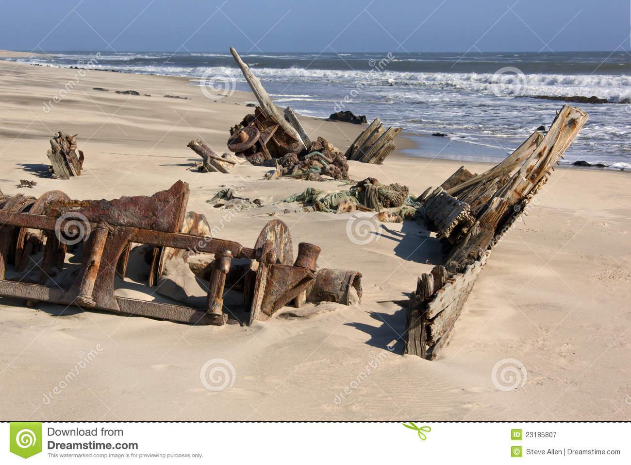 Skeleton Coast.