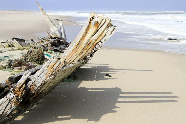 The Eerie Shipwrecks of Namibia's Skeleton Coast.