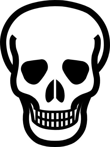 Free Skeleton Skull Cliparts, Download Free Clip Art, Free.