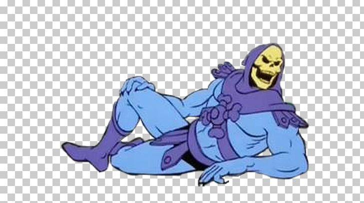 Skeletor He.