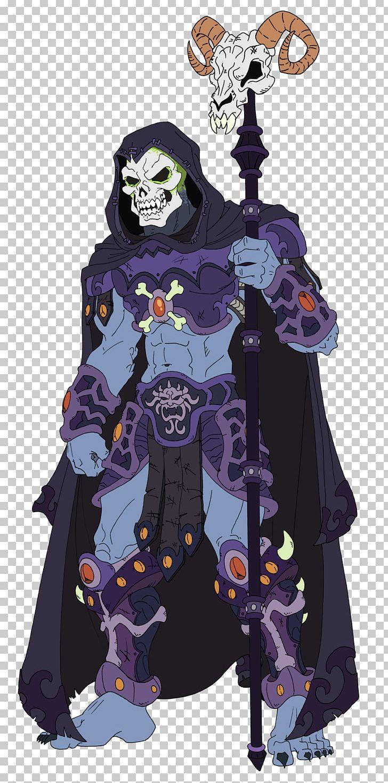 Skeletor Evil.