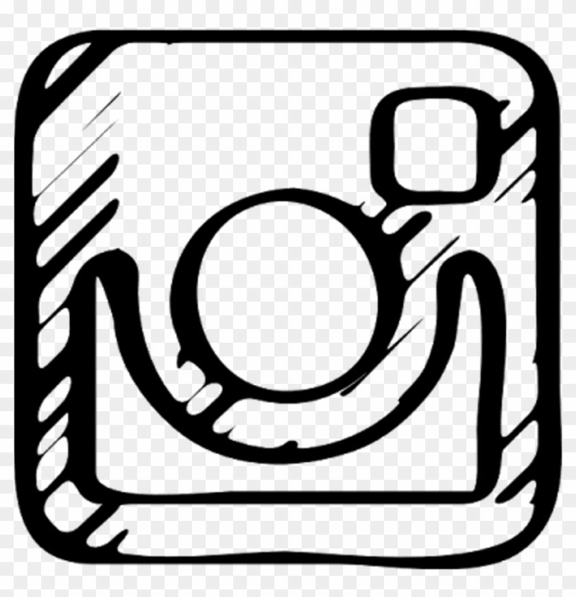 Free Png Download Instagram Logo Sketch Png Images.