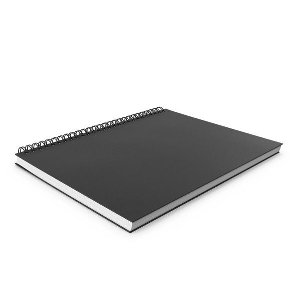 Spiral Sketchbook PNG Images & PSDs for Download.