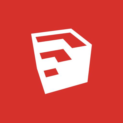 2012, google, sketchup icon.