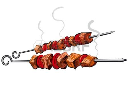3,871 Skewer Stock Illustrations, Cliparts And Royalty Free Skewer.