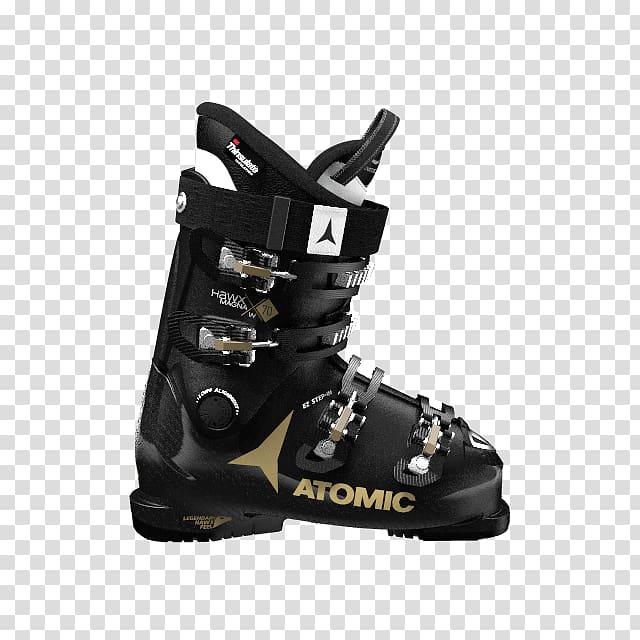 Ski Boots Atomic Skis Skiing Shoe, 360 Degrees transparent.