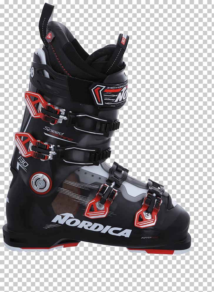 Nordica Ski Boots Montebelluna, boots PNG clipart.
