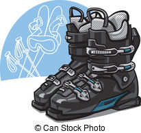 Ski boots Illustrations and Clip Art. 1,067 Ski boots royalty free.